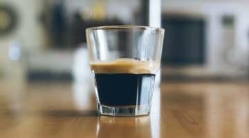 contact en koffie