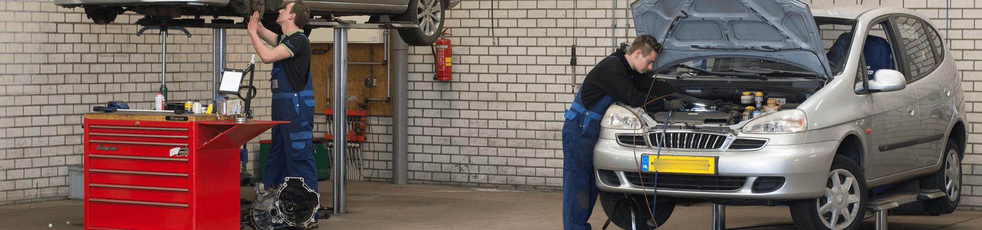 werkplaats autobedrijf scheerders